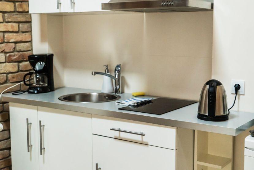5 tips para que una cocina pequeña seafuncional